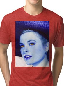 Grace Kelly Tri-blend T-Shirt