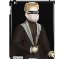 Anna of Austria, Queen of Spain iPad Case/Skin