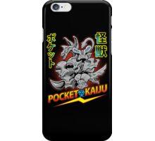 Pocket Kaijus iPhone Case/Skin