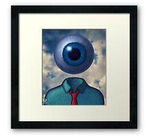 Eye'm Watching You Framed Print