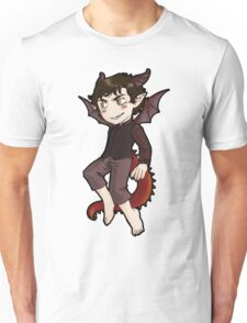Smaug, you're smiles looks suspicious! Unisex T-Shirt