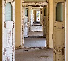 Hall of Doors by AaronJJones
