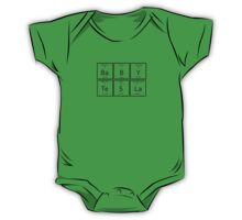 Baby Tesla  One Piece - Short Sleeve