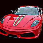 Ferrari 430 Scuderia by Samuel Sheats