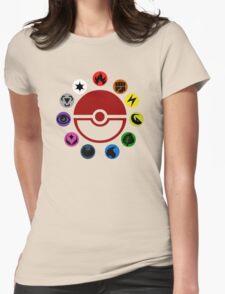 Pokemon TCG Types T-Shirt