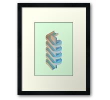 Circulation Framed Print