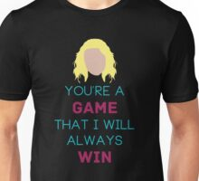 You See People Like Puzzles, I See Them As Games. Unisex T-Shirt