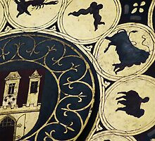 Zodiac in Prague by Dinorah Imrie