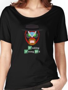 Breaking Strong Bad Women's Relaxed Fit T-Shirt