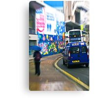 Rush hour! Canvas Print