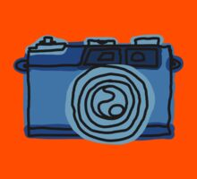 Bold and Colorful Camera Design by strayfoto