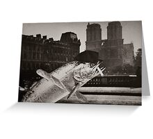 The Humpback of Notre Dame Greeting Card