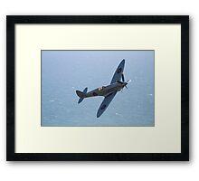The Spitfire  Framed Print