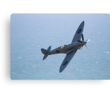 The Spitfire  Canvas Print