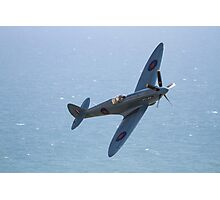 The Spitfire  Photographic Print