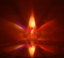 Crystal Orbs by Mark-deClare