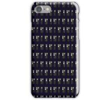 Multitardis (alternating) iPhone Case/Skin