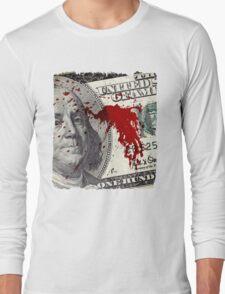 Blood Money Long Sleeve T-Shirt