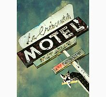 La Crescenta Vintage Motel Sign Unisex T-Shirt