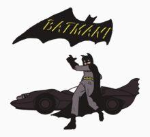 Bat Racer! by Zack Cogburn