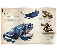 The Claw Frog Poster