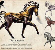 The Watcher by Katie Feldman