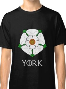 The House of York - with text Classic T-Shirt