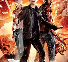 Percy Jackson: Sea of Monsters by Britnasty