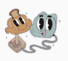The AMAZING WORLD OF GUMBALL by Max Pocket