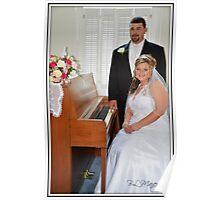 Erin-wedding Poster