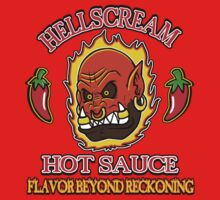 Hellscream Hot Sauce T-Shirt