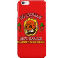 Hellscream Hot Sauce iPhone Case/Skin