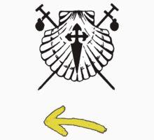 Camino de Santiago logos by GentryRacing