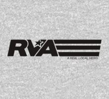 RVA - A Real Local Hero! by Lee Lacy