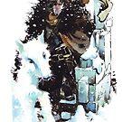 Jon Snow  by MatiasBergara