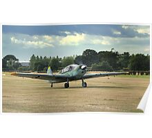 Messerschmitt Bf 108 Poster