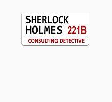 Sherlock Holmes Street Sign Unisex T-Shirt