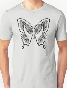 Henna Butterfly No. 1 T-Shirt