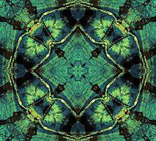 Aquatic Lace 9 by SRowe Art