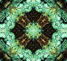 Aquatic Lace 11 by SRowe Art