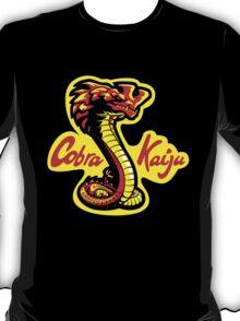 Cobra Kaiju (Pacific Rim - Karate Kid) T-Shirt T-Shirt