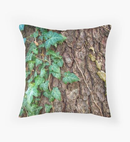 Bark and Ivy Throw Pillow