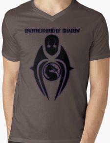Mortal Kombat X - Brotherhood of Shadow Mens V-Neck T-Shirt