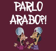 Parlo Arabo???!!!  by DanDav