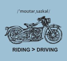 Motorcycle Cruiser Style Illustration by strayfoto