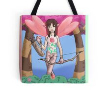 Eight Realms: Michelle the Rose Fairy (aka the Maiden of Raven)...... Tote Bag