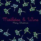 Christmas - Mistletoe & Wine by The Eighty-Sixth Floor