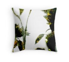 sunflower1 Throw Pillow