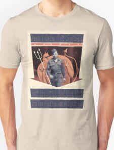 Black Eyes & a Split Lip Unisex T-Shirt