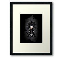 Game Of Thrones - LA Kings Hockey Crossover Framed Print